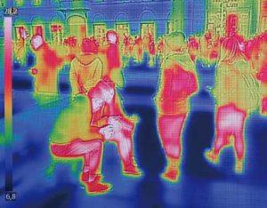 熱成像體溫測試儀